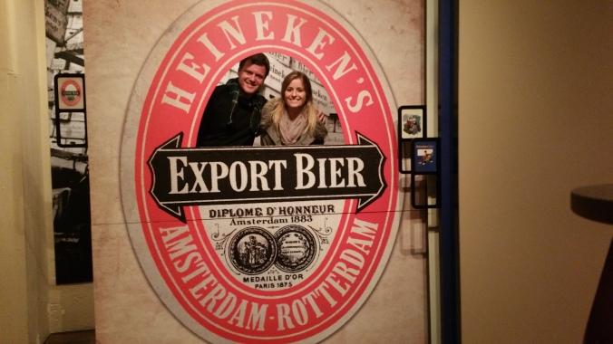 1.1 Viajando em 3... 2... 1... - Heineken Experience
