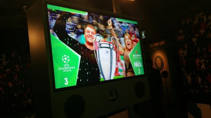 14 Viajando em 3... 2... 1... - Heineken Experience