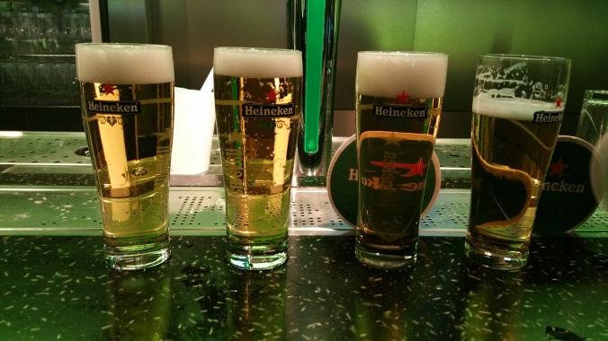15 Viajando em 3... 2... 1... - Heineken Experience