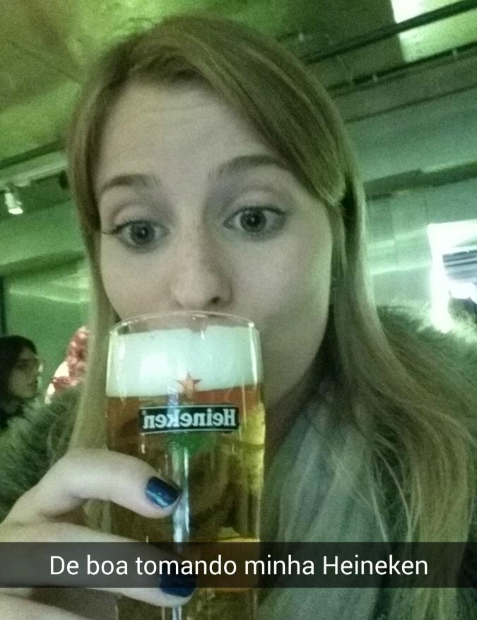 16.1 Viajando em 3... 2... 1... - Heineken Experience