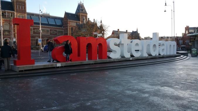 3. Viajando em 3... 2... 1... - Amsterdã, perversão ou invenção