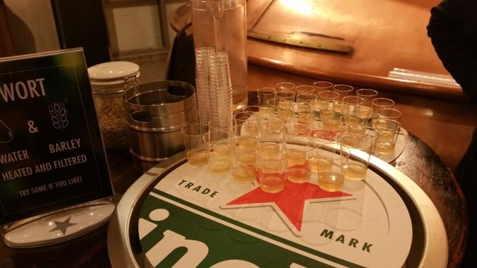 4 Viajando em 3... 2... 1... - Heineken Experience