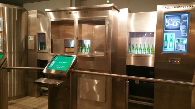 5 Viajando em 3... 2... 1... - Heineken Experience