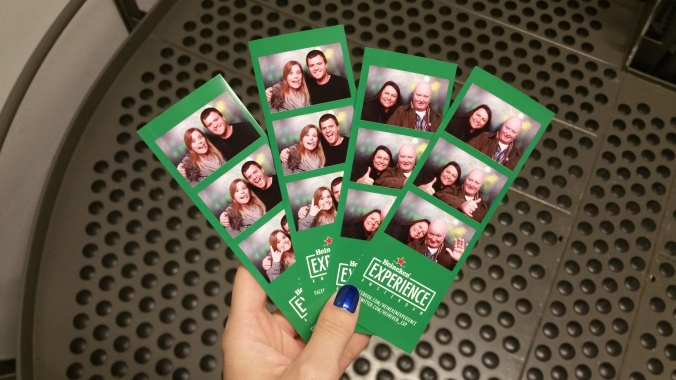 7 Viajando em 3... 2... 1... - Heineken Experience