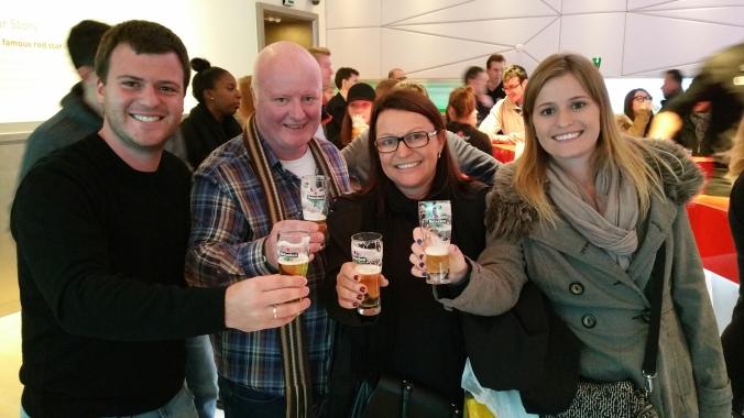 9 Viajando em 3... 2... 1... - Heineken Experience